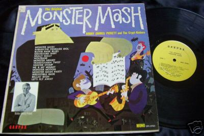 Mannheim Steamroller Album Art for Monster Mash